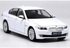 Welly 1:24 BMW F10 535i White Diecast Model Car Vehicle New in Box