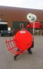 Bündelgerät Holzbündelgerät Brennholzbündler HBG 1200 für 1 SRM mechanisch