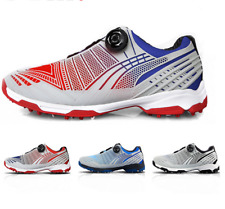 New men's golf shoes, leisure sports knob shoes, non-slip