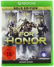 Xbox One For Honor - Gold Edition Spiel + Season Pass  NEUWARE