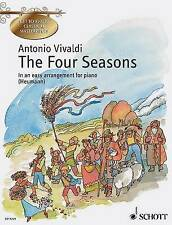 The Four Seasons: Get to Know Classical Masterpieces by Antonio Vivaldi (Paperb…