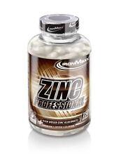 IronMaxx Zinc 10 /100g Professional 150 Kapseln Zink