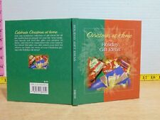 Christmas At Home: Holiday Gift Ideas (1999, Hardcover)
