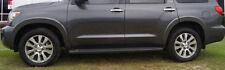 2008-2012 OEM Toyota Sequoia Fender Flares Magnetic Gray Metallic 01G3