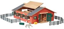 Breyer 59209 Stablemates Deluxe Horse Stable Set 1:32 Scale NEW