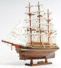CUTTY SARK Handcrafted Wooden Model Boat 22""