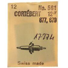 CORTEBERT 12''' 677,679: Asse bilanciere-Balance staff (RONDA 561)  1pz/1pc
