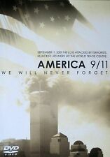 America 9/11 DVD Film World Trade Centre Original UK Release Brand New Sealed R2