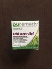 Puremedy - Cold Sore Relief - 1 oz. Formerly Cold Sore Formula Free Shipping!