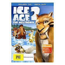 Ice Age 2 The Meltdown DVD Region 4