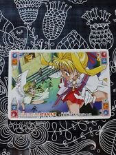 kamikaze kaito jeanne  COLLECTION TRADING CARD N 3