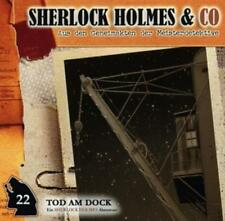 Rettinghaus, Charles - Sherlock Holmes & Co. 22. Tod am Dock - CD NEU