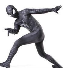 Marvel Cosplay Spiderman Venom Costume Spider Man Full Body Suit Zentai Tights