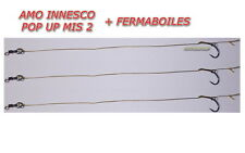 MONTATURE AMI CARP FISHING BOILES POP UP KIT 3 AMI LEGATI CARPFISHING MIS 2