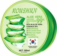 Roushun Aloe Vera Gel For Soothing & Moisturizing ALOE VERA 99 GEL 300ml