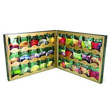 Greenfield Tea Assorted 120 Tea Bags / 30 Varieties Free Worldwide Shipping