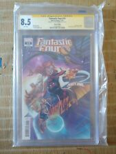 Fantastic Four # 15 Variant Edition Signed by J. Scott Campbell    CGC    8.5