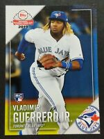 2019 Topps National Baseball Card Day Vlad Guerrero Jr RC Blue Jays