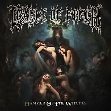 CRADLE OF FILTH - HAMMER OF THE WITCHES BLACK VINYL  2 VINYL LP NEW+