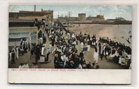Annual Floral Parade on Board Walk Atlantic City,NJ 1906 Postcard