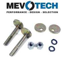Ford Mercury Plymouth Pair Set of 2 Front Alignment Camber Kits Mevotech MK8243A