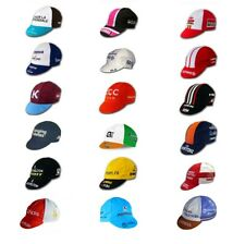 GENUINE 2019 PRO CYCLING TEAM BIKE MADE IN ITALY UNDER HELMET SUMMER HAT CAP