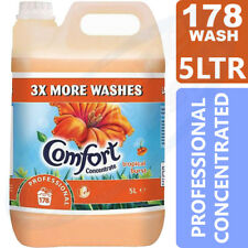 Comfort Tropical Burst Fabric Conditioner / Softener 5 litre 178 Washes,