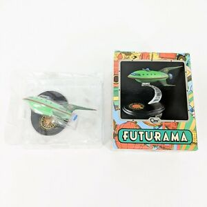 LootCrate Futurama Planet Express Ship Model Q-Fig from QMX July 2016