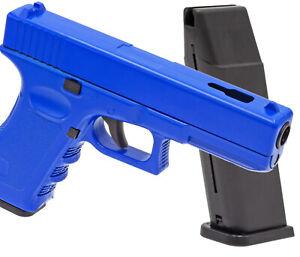 BB Pistole Voll Metall Softair Erbsenpistole V20B Replika Glock 17 < 0,5 Joule