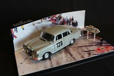 Skid Mercedes-Benz 220SE 1960 1:43 #128 Schock / Moll winners Rallye MC