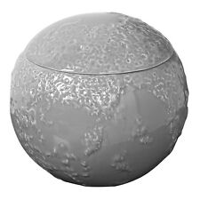 Full Moon Ceramic Cookie Jar - Space Fun Kitchen Decor Gift Biscuits Treats