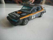 Bburago Burago Saab 900 Turbo in Black on 1:43