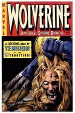 1)WOLVERINE v3 #55(9/07)LAND/SPOILER VARIANT('DEATH' SABRETOOTH)X-MEN(CGC IT)9.8