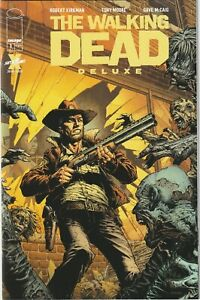 Walking Dead Deluxe # 1 Finch & McCaig Cover A Image Comics