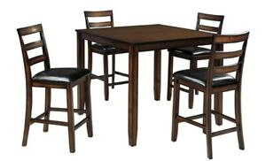Ashley Furniture Counter Height Dining Room Set