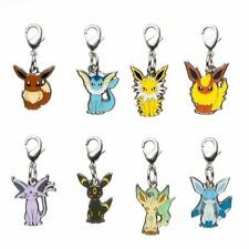 Pokemon Center limited Metal charm Eevee Collection Free shipping Japan