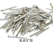 STAINLESS STEEL PANEL PINS, TACKS, HARDBOARD NAILS 20mm, 25mm, 30mm, 40mm LENGTH