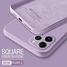 Hülle iPhone 11 / Pro / Max Schutz Tasche Silikon Handy Case Slim Cover Weich