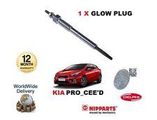 pour KIA pro ceed 1.6TD 2008- > NEUF 1 x Diesel Bougie préchauffage
