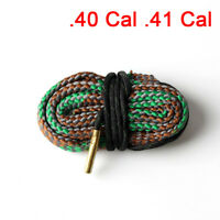 40 Cal .41 Cal Gauge Boresnake  Shotguns Bore Snake Cleaning Brushes Kit