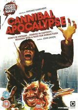 Cannibal Apocalypse - DVD - Uncut - Deleted - Antonio Margherti
