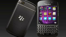 BLACKBERRY Q10 SBLOCCARE - SMARTPHONE QWERTY/AZERTY E TOUCHSCREEN
