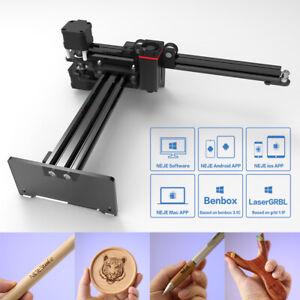 NEJE Master 2 20W HighSpeed Laser Graviermaschine Laser Cutter Schneidenmaschine