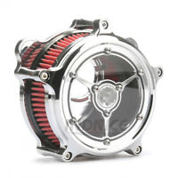 See though Clarity harley davidson Air Cleaner filter touring FLHR FLH 2008-2016