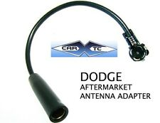 DODGE Aftermarket Antenna Adapter Harness PLUG 2007-09