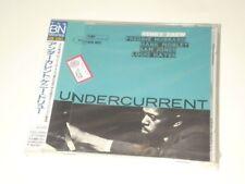 KENNY DREW - UNDERCURRENT - JAPAN CD 1993 EMI RECORDS W/OBI - NEW! TOCJ-4059