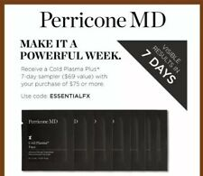 Perricone MD Cold Plasma+ Face Advanced Serum Concentrate 7x 2ml Week Trial