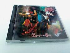 "MORBID ANGEL ""ENTANGLED IN CHAOS"" CD 11 TRACKS"