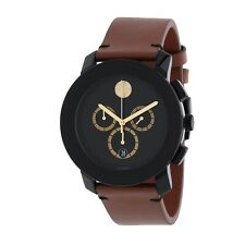 Movado 3600540 Men's Bold Black Quartz Watch