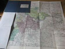 Antique European Maps & Atlases London 1920-1929 Date Range